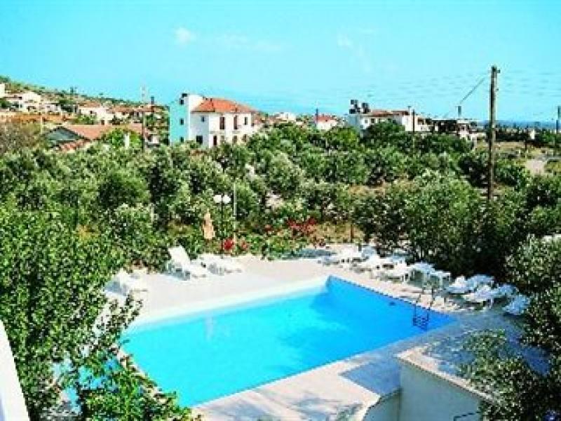 Appartementen Roxy - Pythagorion - Samos